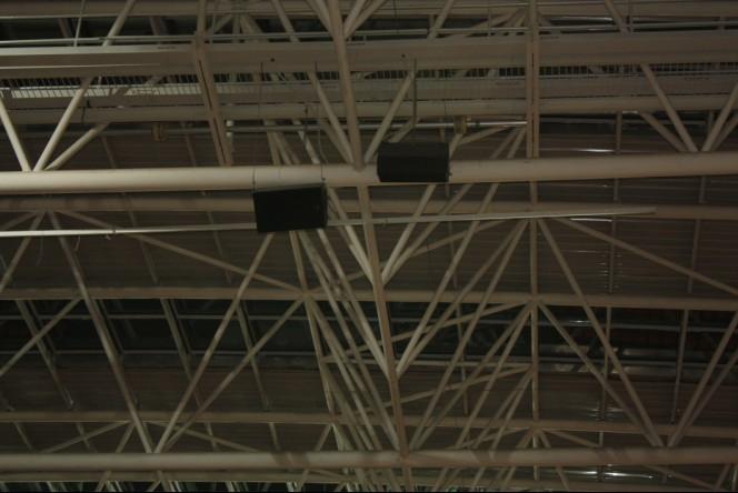 足球音箱安装电路图